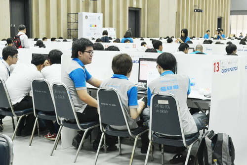 ACM-ICPC Thailand National On-Site Programming Contest 2015